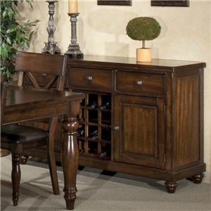 "Intercon Kingston  58"" Wine Server"