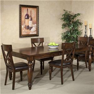 Intercon Kingston  5 Piece Dining Set