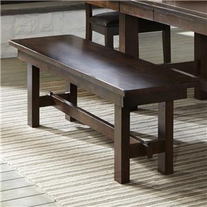 Intercon Kona Backless Dining Bench