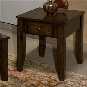 Intercon Kona End Table