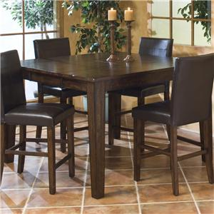 Intercon Kona Gathering Table with Butterfly Leaf