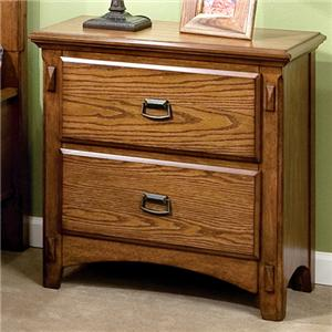 Intercon Pasadena Revival  Nightstand
