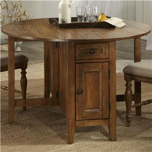 Intercon Rhone Round Kitchen Table