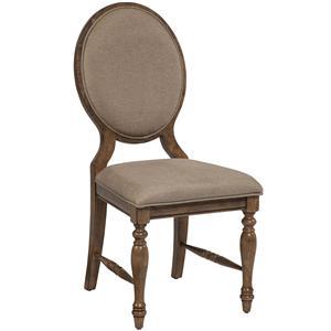 Intercon Rhone Side Chair