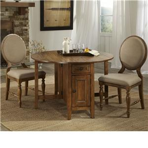 Intercon Rhone Table and Chair Set