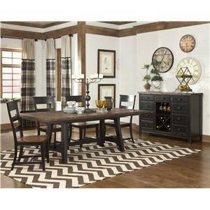 Intercon Winchester Dining Room Group 1