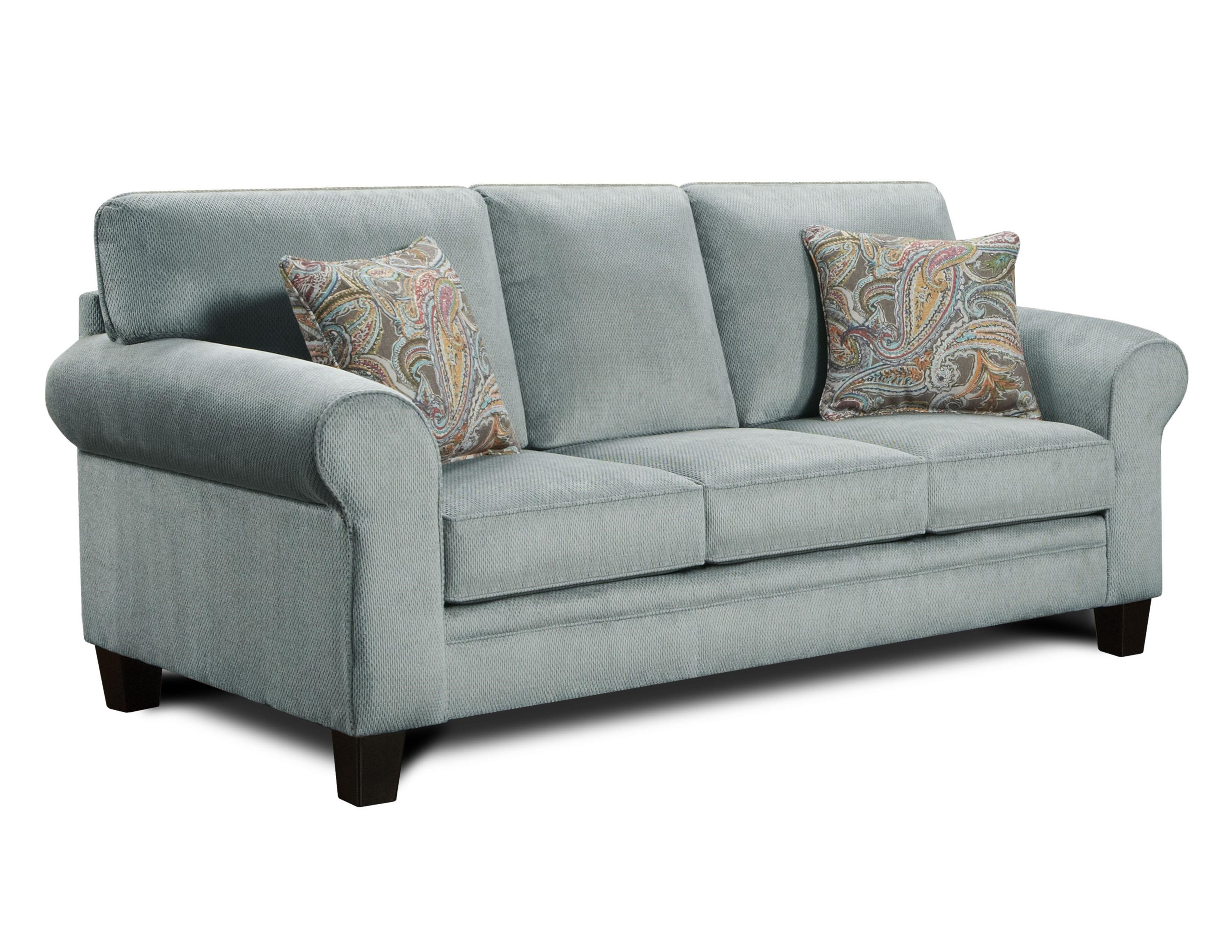 Transitional Style Sofa by J Henry | Wolf and Gardiner Wolf Furniture