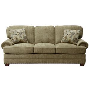 Jackson Furniture Homestead Stationary Sleeper Sofa