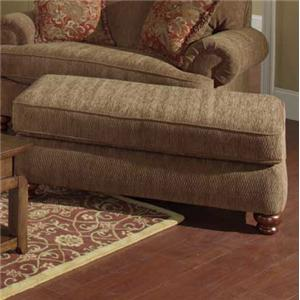 Jackson Furniture 4347 Belmont Ottoman