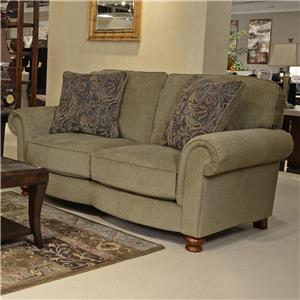 Jackson Furniture Downing Loveseat
