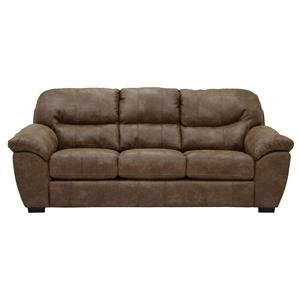 Faux Leather Sofa for Living Rooms and Family Rooms