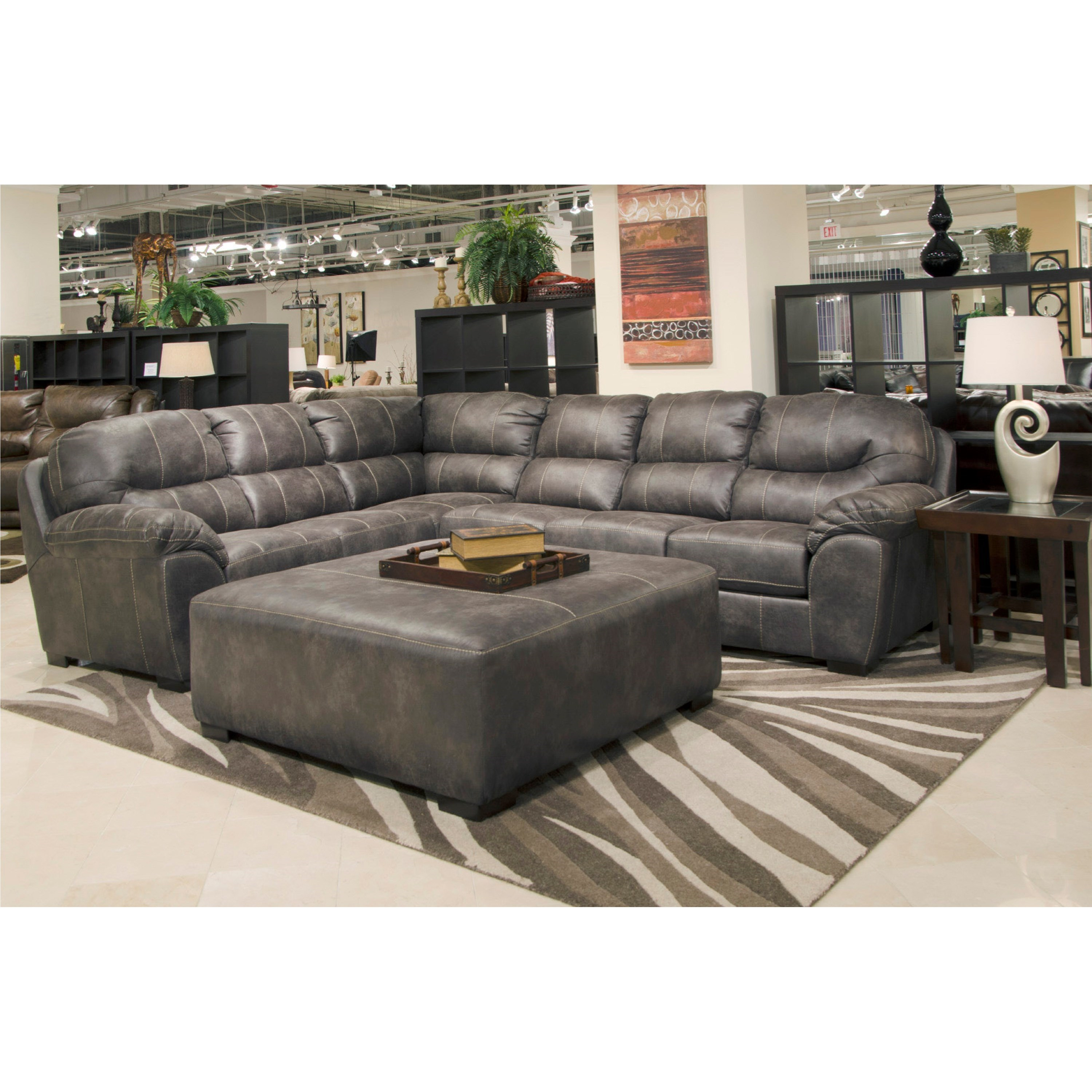 Sectional Sofa  sc 1 st  Wolf Furniture : jackson sectional - Sectionals, Sofas & Couches