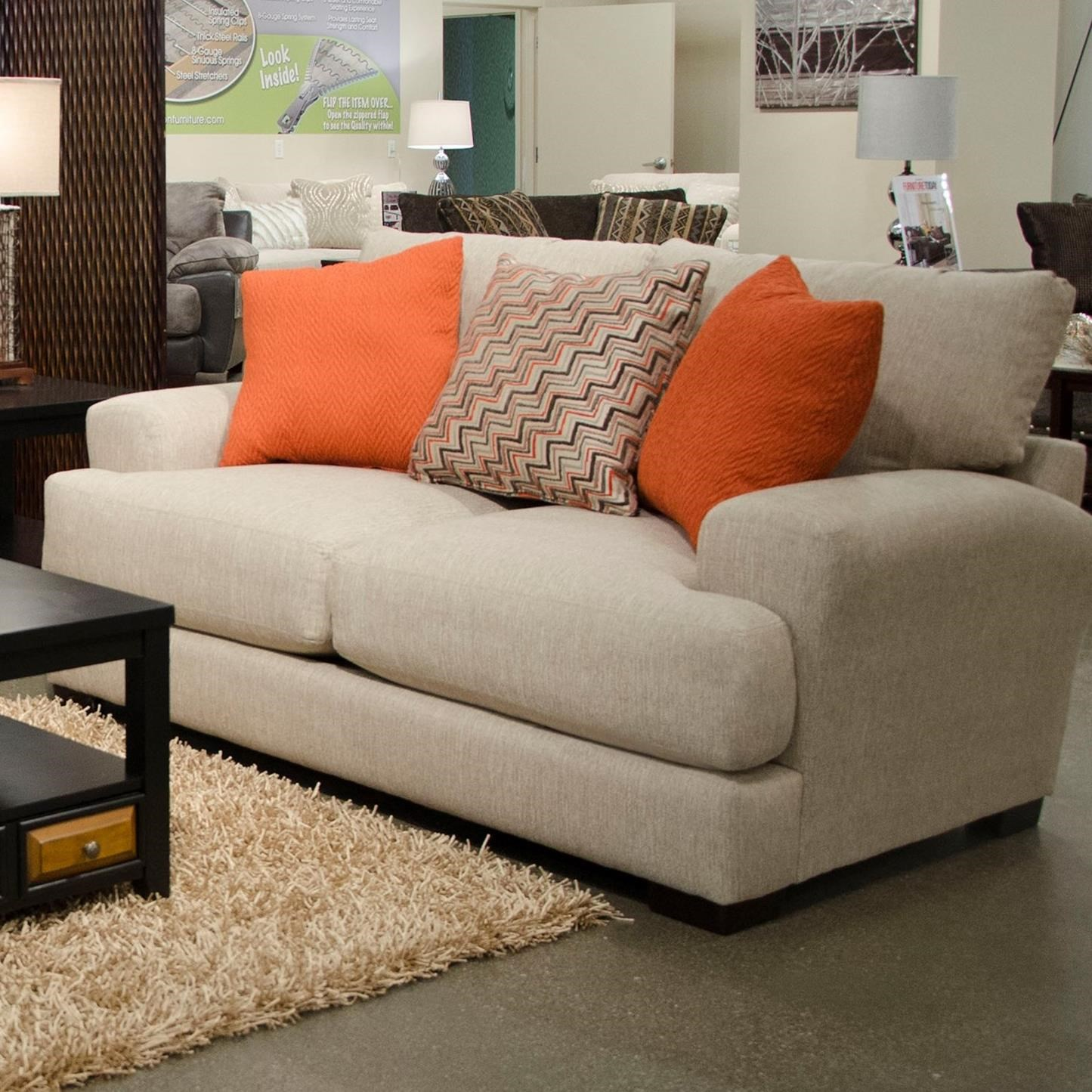 Loveseat By Jackson Furniture Wolf Furniture