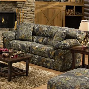 Jackson Furniture Big Game Camouflage Sleeper Sofa