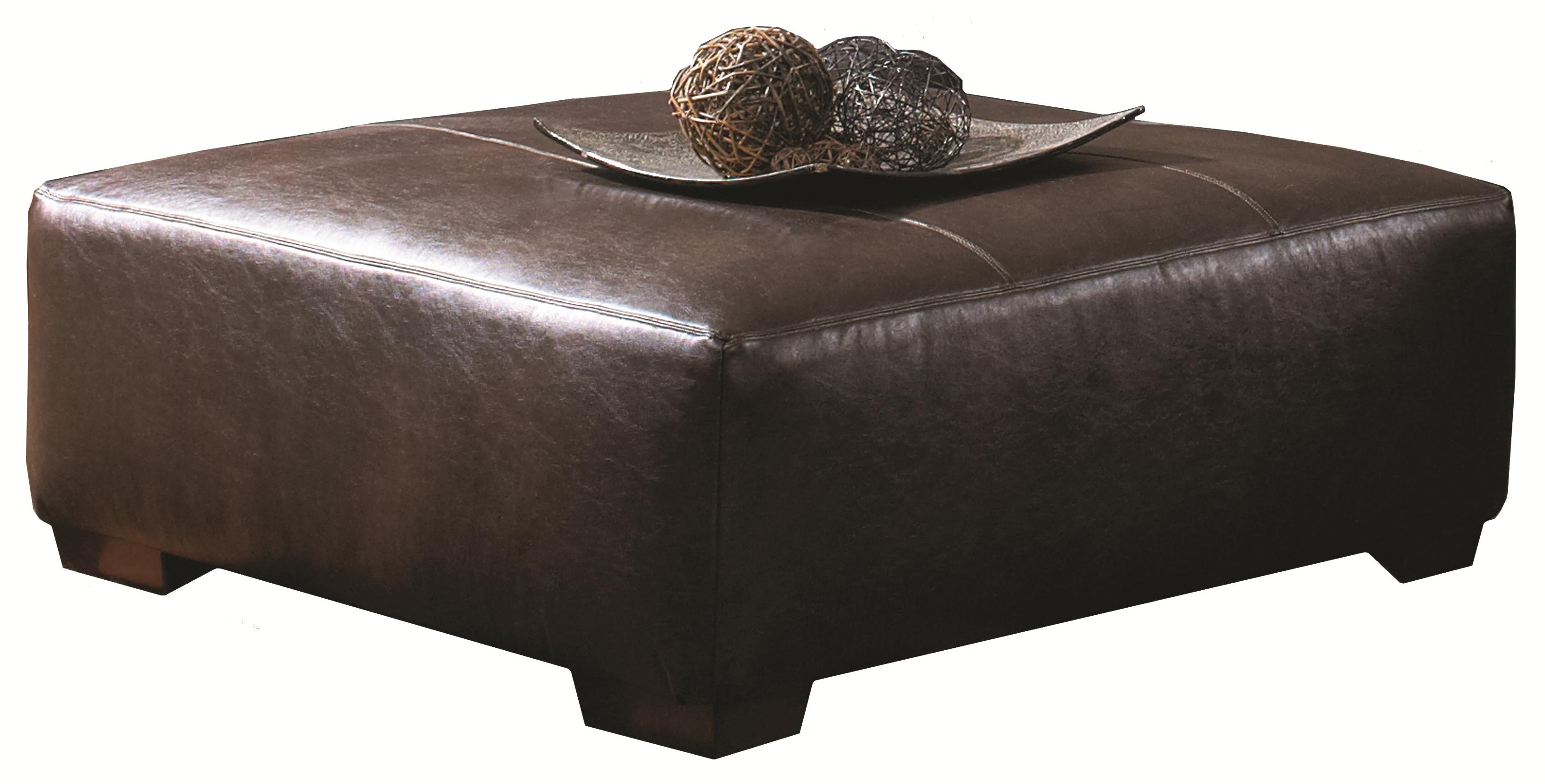 Extra Large Cocktail Ottoman By Jackson Furniture Wolf