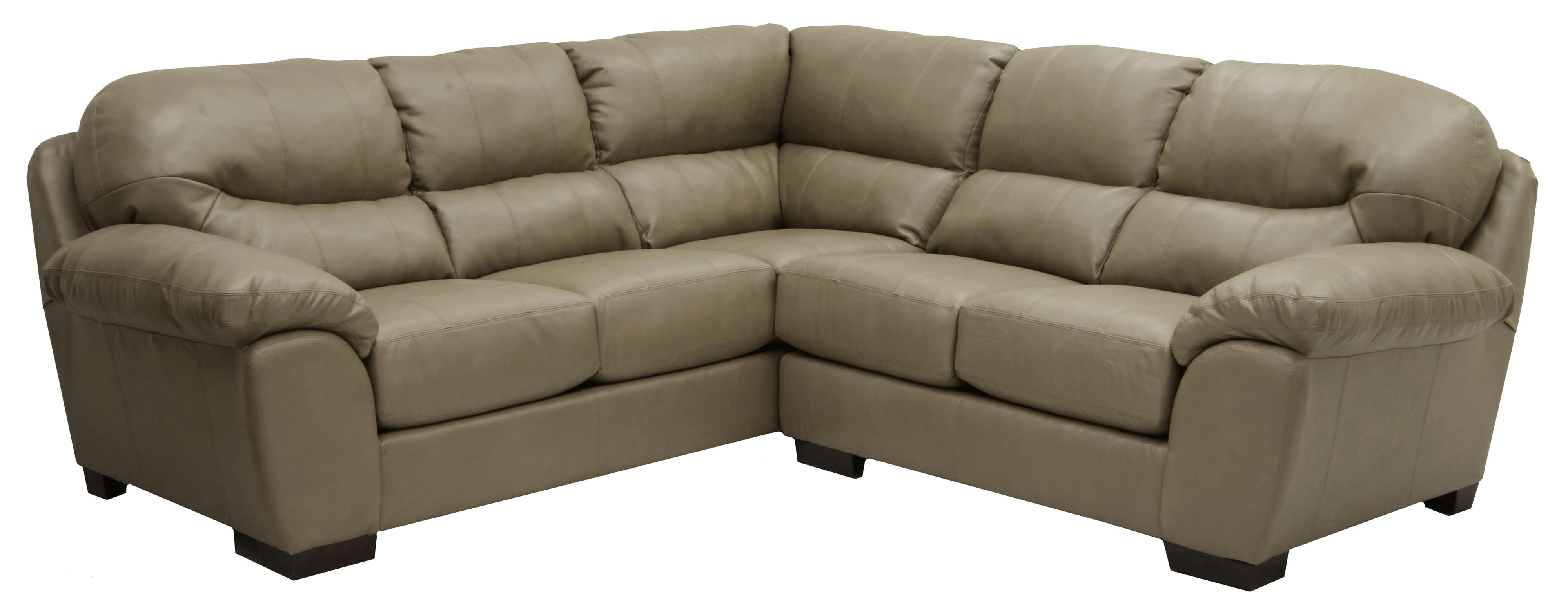 Incroyable Sectional Sofa In Corner Configuration