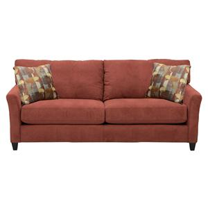 Jackson Furniture Maggie Condo Sized Sofa