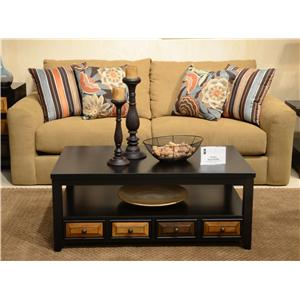 Jackson Furniture Sutton  Sleeper Sofa