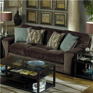Jackson Furniture Whitney  Microfiber Sofa
