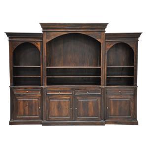 Jaipur Furniture Guru Guru 4-Drawer, 4-Door Display Cabinet