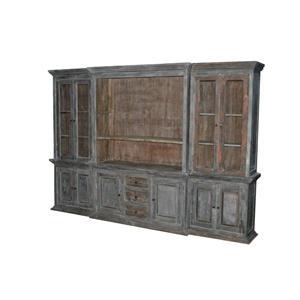Jaipur Furniture Guru Guru Hutch & Sideboard Unit