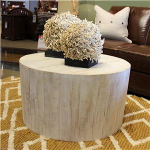 Jaipur Furniture Guru Barrell Coffee Table