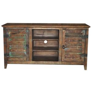 "Morris Home Furnishings Guru Mali 65"" Console"