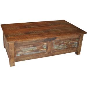 Jaipur Furniture Guru Shutter Coffee Table