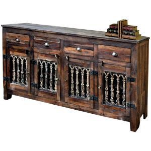 Jaipur Furniture Guru Marwari Large Sideboard