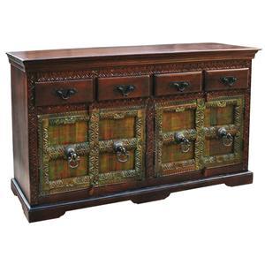 Jaipur Furniture Maharaja Old Door Sideboard