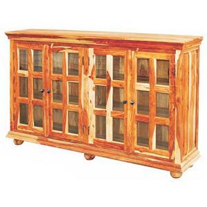 Jaipur Furniture Monsoon Glass Sideboard