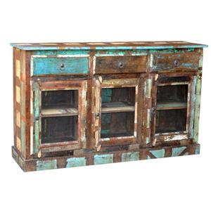 Jaipur Furniture Sawan Bookcase Sideboard
