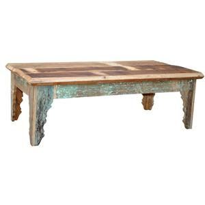 Jaipur Furniture Sawan Plasma Weathered Solid Wood 2 Shelf Door