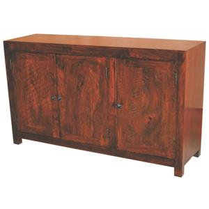 Jaipur Furniture Vienna Sideboard 3-Door Distress