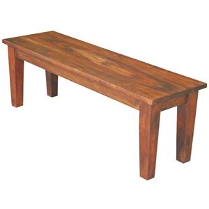 Jaipur Furniture Vienna Solid Wood Large Dining Bench