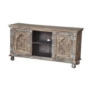 "Morris Home Furnishings Windsor Windsor 58"" Plasma Console"
