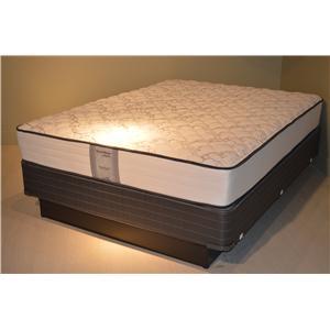 Solstice Sleep Products Amethyst Firm Amethyst Firm Set - Twin