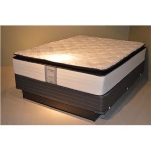 Solstice Sleep Products Amethyst Pillowtop Amethyst Pillowtop Mattress Set