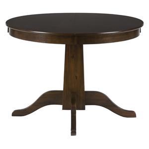 Jofran Taylor Cherry Round to Oval Table