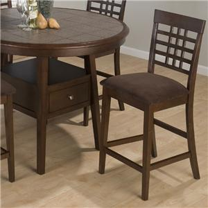 Morris Home Furnishings Derby Derby Dining Barstool