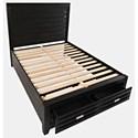 Jofran Altamonte King Panel Bed