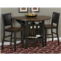"48"" Round Counter Height Table Set"
