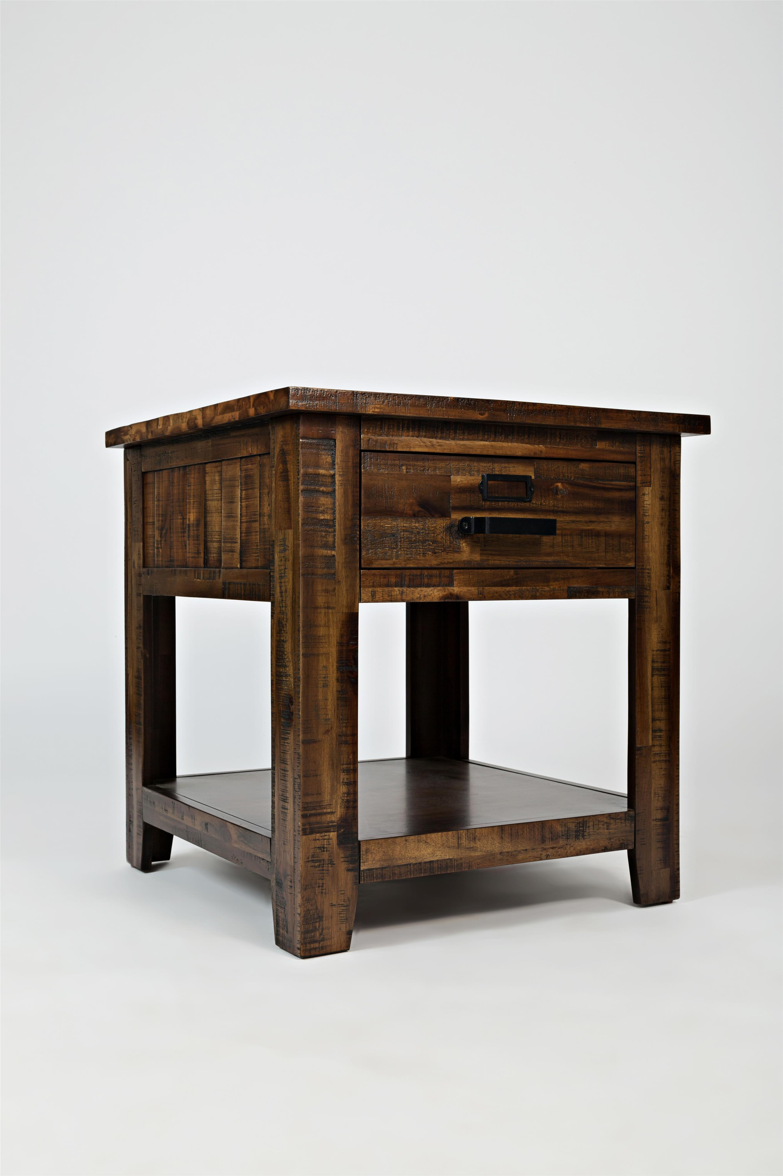 End Table By Jofran Wolf And Gardiner Wolf Furniture