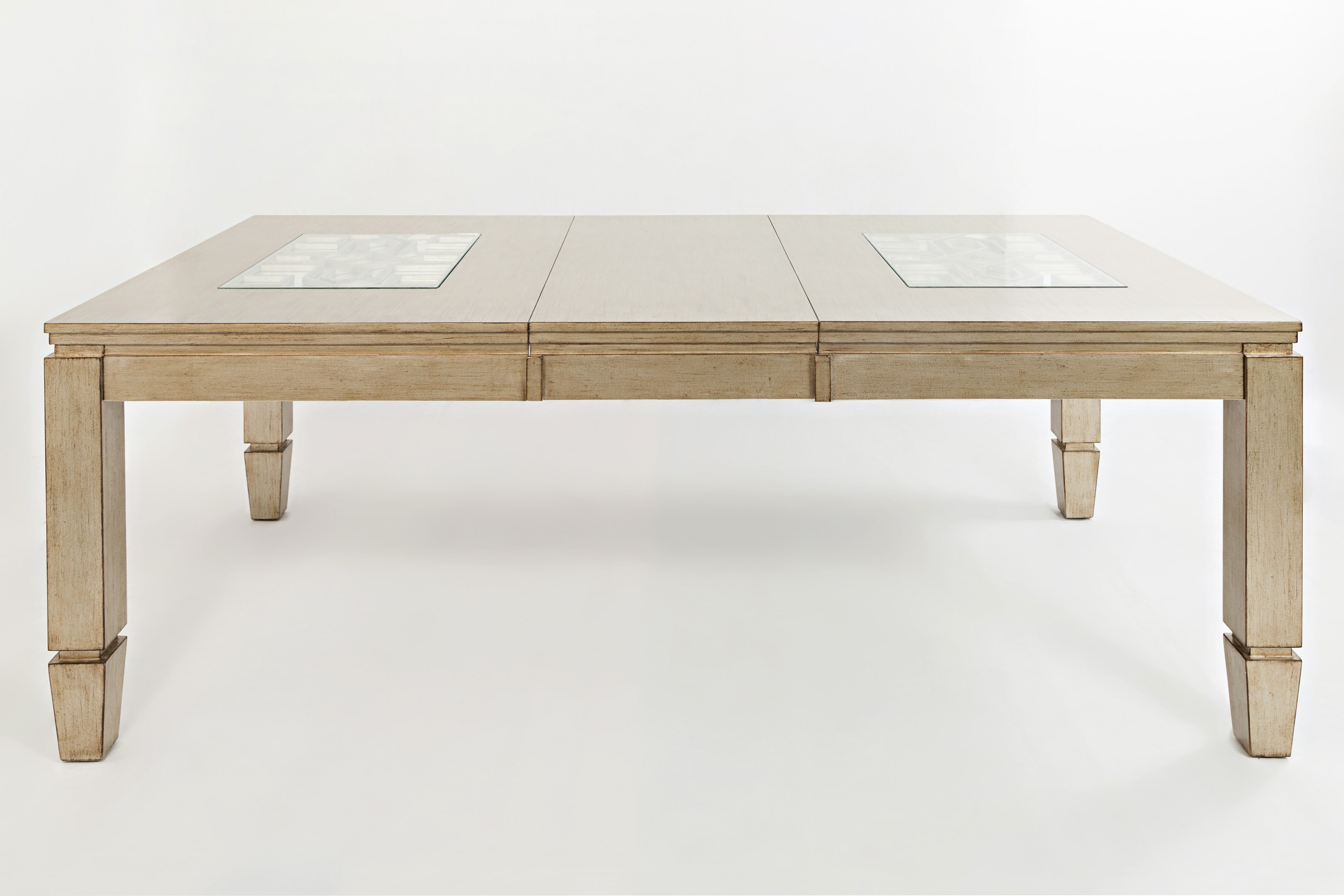 Rectangle Dining Table With Extension Leaf By Jofran