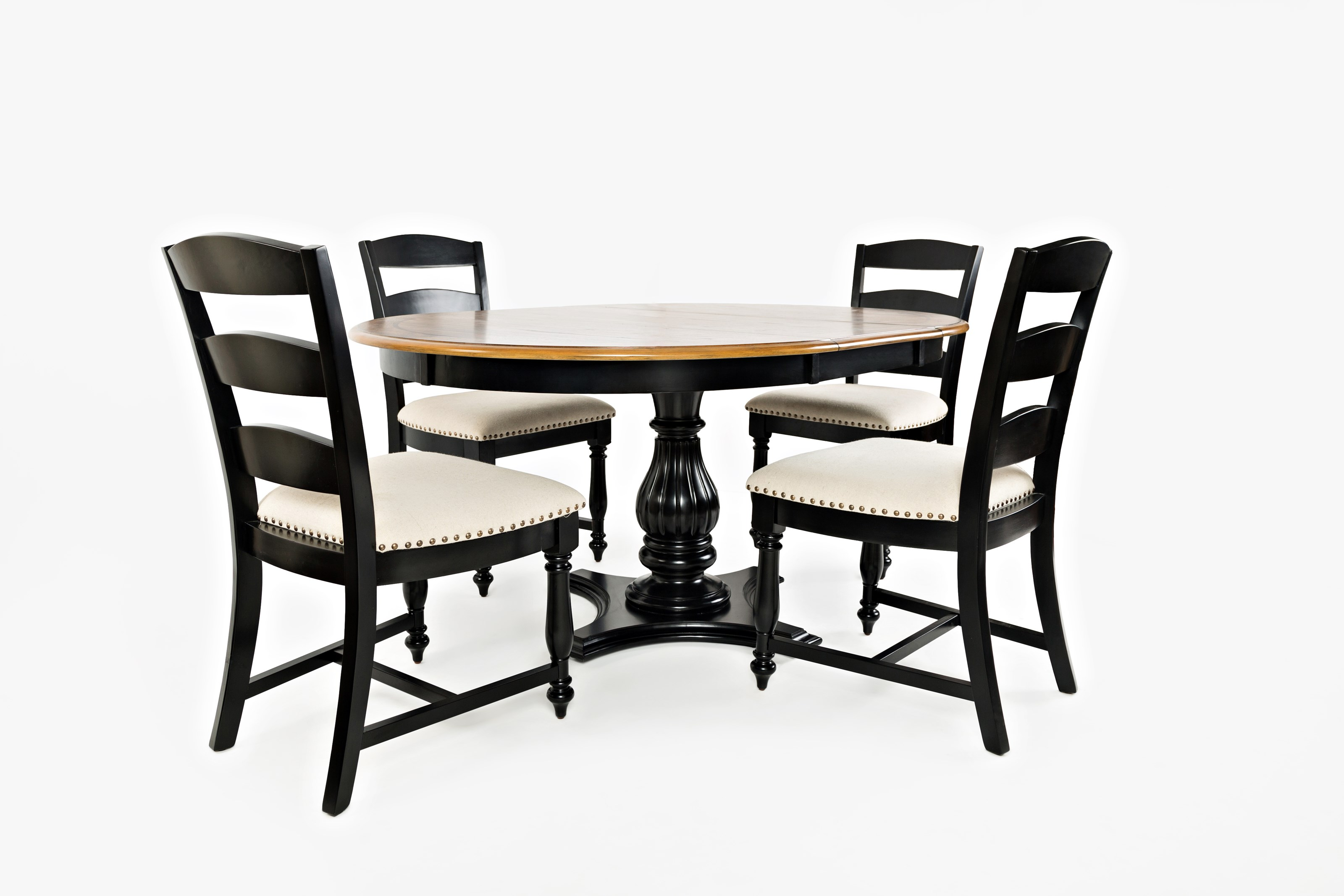 ladder back dining chair by jofran wolf and gardiner wolf furniture