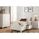 Jofran Chesapeake Nightstand