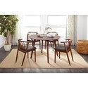Jofran Copenhagen Round Dining Table and Chair Set