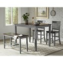 4 Pack Counter Height Group