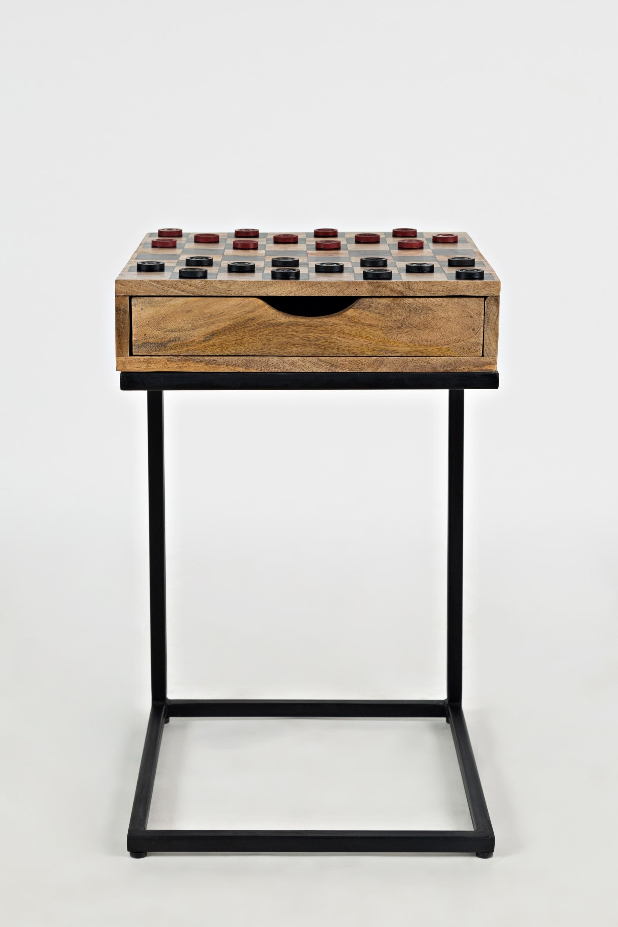 Checkerboard C Table