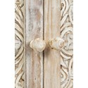 Jofran Global Archive Hand Carved Accent Chest